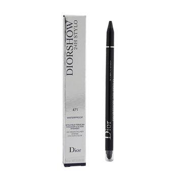Diorshow 24H Stylo Waterproof Eyeliner  0.2g/0.007oz