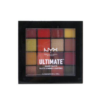 Ultimate Shadow Palette (16x Eyeshadow)  16x0.83g/0.02oz