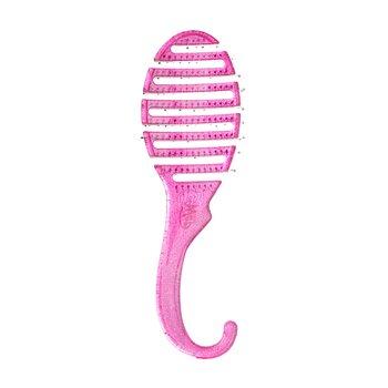 Shower Detangler - # Pink Glitter  1pc