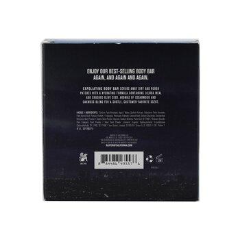 Exfoliating Body Bar Trio (Cedarwood & Oakmoss Essence) - For All Skin Types 3x198g/7oz