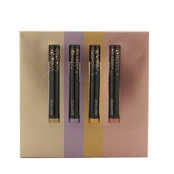 Shadows & Brights Metallic Caviar Stick Eye Colour Collection (4x Caviar Stick Eye Colour)  4x1g/0.03oz