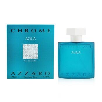 Chrome Aqua Eau De Toilette Spray  50ml/1.7oz