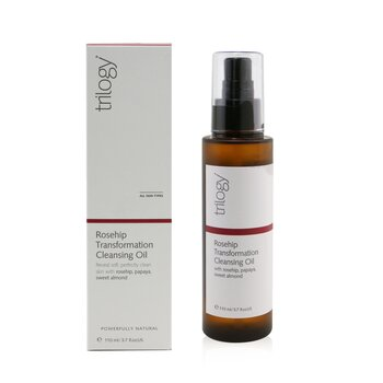 Rosehip Transformation Cleansing Oil (For All Skin Types)  110ml/3.7oz