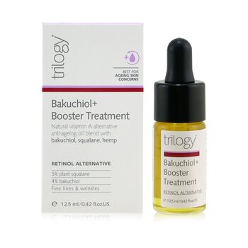 Bakuchiol+ Booster Treatment - Retinol Alternative (For Ageing Skin Concerns)  12.5ml/0.42oz