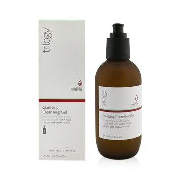 Clarifying Cleansing Gel ( For Combination /Oily Skin)  200ml/6.8oz