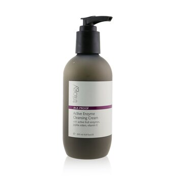 Age-Proof Active Enzyme Cleansing Cream  200ml/6.8oz