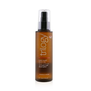 Pure Plant Body Oil (For All Skin Types)  110ml/3.7oz