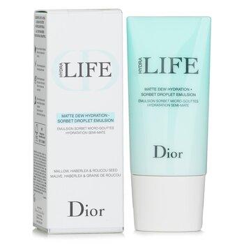 Hydra Life Sorbet Droplet Emulsion - Matte Dew Hydration  50ml/1.7oz