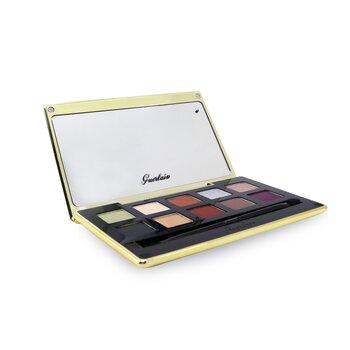 Golden Bee Palette Of 10 Mat And Satin Eyeshadows (10x Eyeshadow)  10x1.2g/0.04oz