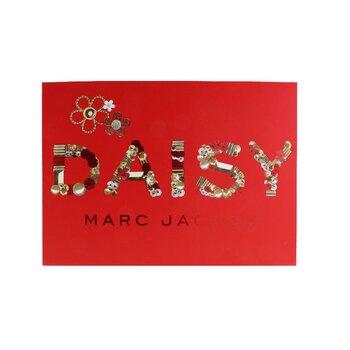 Daisy Coffret: Eau De Toilette Spray 100ml/3.4oz + Luminous Body Lotion 75ml/2.5oz + Eau De Toilette Spray 10ml/0.33oz  3pcs
