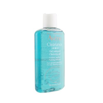 Cleanance Cleansing Gel - For Oily, Blemish-Prone Skin  200ml/6.7oz