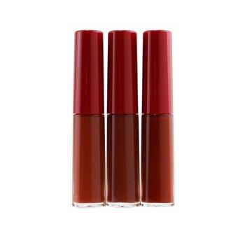 Lip Maestro Intense Velvet Color Set (3x Mini Liquid Lipstick)  3x3.5ml/0.12oz