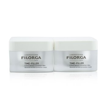 Time-Filler Duo Set: 2x Time-Filler Absolute Wrinkle Correction Cream 50ml  2pcs