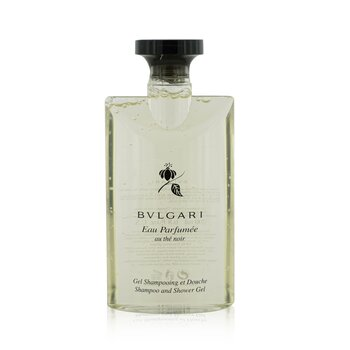 Eau Parfumee Au The Noir Shampoo & Shower Gel  200ml/6.8oz