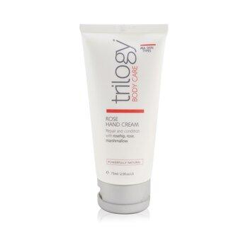 Rose Hand Cream (For All Skin Types)  75ml/2.5oz