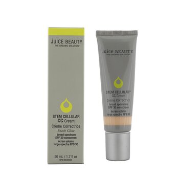 Stem Cellular CC Cream SPF30 - # Beach Glow  50ml/1.7oz