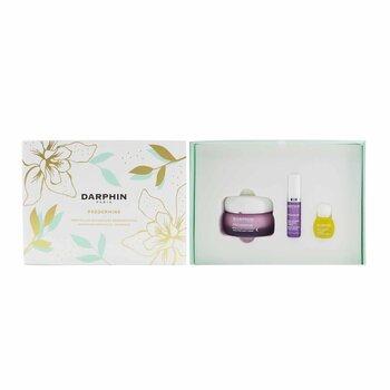 Predermine Renewing Botanical Wonders Set: Sculpting Night Cream 50ml+ Wrinkle Repair Serum 4ml+ Jasmine Aromatic Care 4ml  3pcs