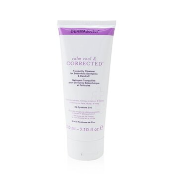 Calm Cool & Corrected Tranquility Cleanser (Exp. Date: 06/2021)  210ml/7.1oz