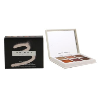 Snap Shadows Mix & Match Eyeshadow Palette (6x Eyeshadow)  6g/0.21oz