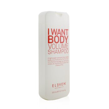 I Want Body Volume Shampoo  300ml/10.1oz