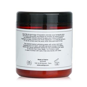 Oriental Exfoliating Paste - Amber & Myrrh Escape  200ml/6.76oz