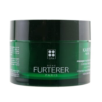 Karite Nutri Nourishing Ritual Intense Nourishing Mask - Very Dry Hair (Box Slightly Damaged)  200ml/7oz