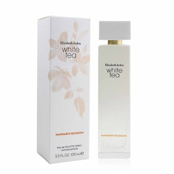 White Tea Mandarin Blossom Eau De Toilette Spray  100ml/3.3oz