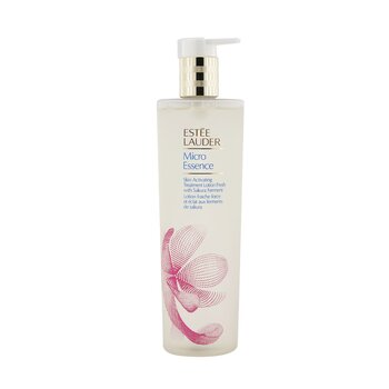 Micro Essence Skin Activating Treatment Lotion Fresh with Sakura Ferment (Limited Edition) - Unboxed  400ml/13.5oz