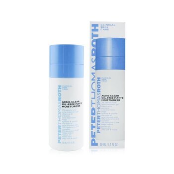 Acne-Clear Oil-Free Matte Moisturizer (Exp. Date: 08/2021)  50ml/1.7oz