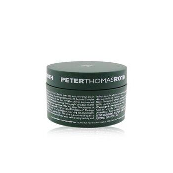Green Releaf Therapeutic Sleep Cream Skin Protectant - Renewing Night Moisturizer (Exp. Date: 07/2021)  50ml/1.7oz