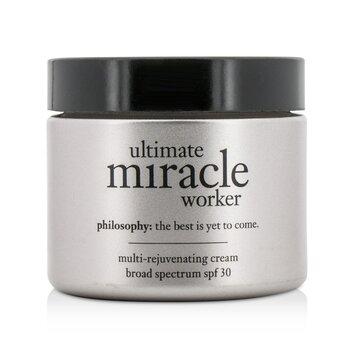 Ultimate Miracle Worker Multi-Rejuvenating Cream SPF 30 (Exp. Date: 09/2021)  60ml/2oz