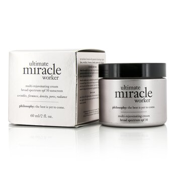 Ultimate Miracle Worker Crema Multi-Rejuvenecedora SPF 30 (Fecha Vto.: 09/2021)  60ml/2oz