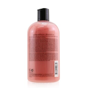 Sparkling Hollyberries Shampoo, Shower Gel & Bubble Bath  480ml/16oz