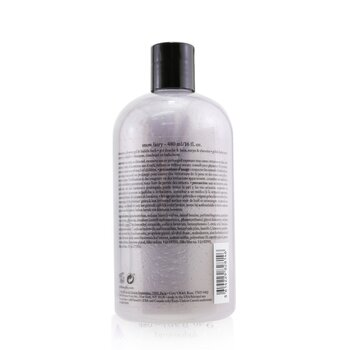 Snow Fairy Shampoo, Shower Gel & Bubble Bath  480ml/16oz