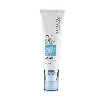 Daily Cloud SPF 50+ Sun Gel (UVA/UVB Defense) (Exp. Date: 08/2021)  50g/1.76oz