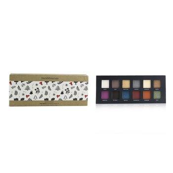 Good Tidings Gen Nude Eyeshadow Palette (12x Eyeshadow)  12x1g/0.03oz
