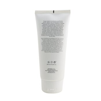 Body Sculpt Body Peeling With Charcoal & Volcanic Sand  200ml/6.8oz