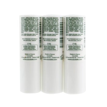 Lip Conditioner Trio: 3x Lip Conditioner 4.5g/0.15oz  3x4.5g/0.15oz