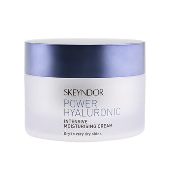 Power Hyaluronic Intensive Moisturising Cream - 0.25% Hyaluronic Acid (For Dry To Very Dry Skin)  50ml/1.7oz