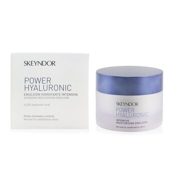 Power Hyaluronic Intensive Moisturising Emulsion (0.25% Hyaluronic Acid) (For Normal To Combination Skin)  50ml/1.7oz