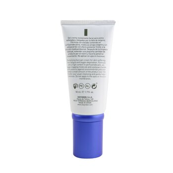 Power Oxygen City Pollution Block Gel-Cream + O2 (For Combination To Oily Skin)  50ml/1.7oz