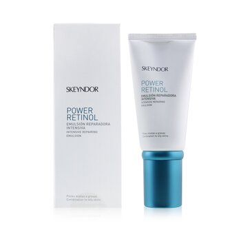 Power Retinol Intensive Repairing Emulsion (For Combination To Oily Skin)  50ml/1.7oz