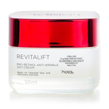 Revitalift Pro-Retinol Anti-Wrinkle Day Cream  50ml/1.7oz