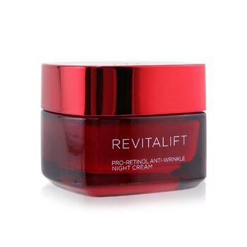 Revitalift Pro-Retinol Anti-Wrinkle Night Cream  50ml/1.7oz