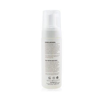 Men Daily Detox Face Wash - Cleanses, Purifies & Renews  150ml/5.1oz