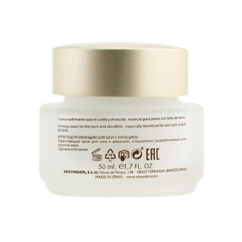 Natural Defence Throat Firming Cream With Calcium (For Dull Skin)  50ml/1.7oz