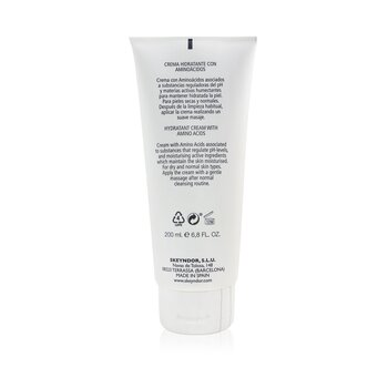 Essential Hydratant Cream With Aminoacids (For Dry & Normal Skins) (Salon Size)  200ml/6.8oz