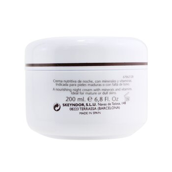 Natural Defence Rich Nutriv Cream (For Mature Or Dull Skins) (Salon Size)  200ml/6.8oz