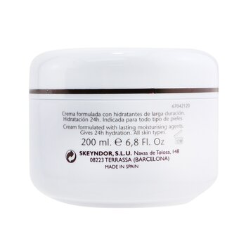 Natural Defence Ultra-Moisturizing Cream 24H (For All Skin Types) (Salon Size)  200ml/6.8oz