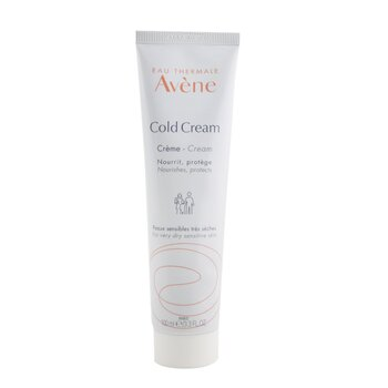 Cold Cream - For Very Dry Sensitive Skin 100ml/3.3oz